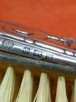 Antique Sterling Silver Hallmarked Brush 1917  William Neale & Son  Birmingham (9 of 11)