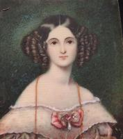 Miniature Portrait by Sir William Ross 1809-1859 (3 of 4)