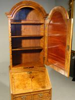 Small Early 20th Century Queen Anne Style Cabinet (3 of 5)