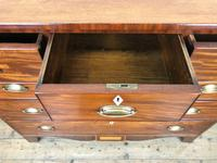 Wide Antique Mahogany Chest of Drawers (4 of 12)