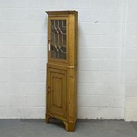 Late Georgian Partly Glazed Corner Cabinet (3 of 5)