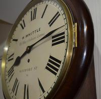 Whittle London Fusee Dial Wall Clock (3 of 5)