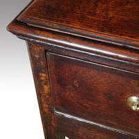 George III Country Oak Dresser Base (4 of 9)