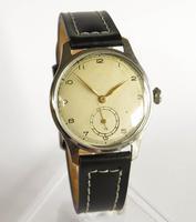 Gents Large Tissot Wrist Watch, 1943 (2 of 5)