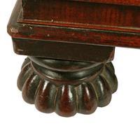 Regency Mahogany Cabinet Bookcase (5 of 8)