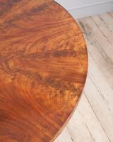 William IV Flame Mahogany Centre Table (6 of 7)