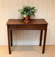 Early 19th Century Oak Side Table c.1820 (10 of 11)