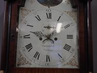 George III Inlaid Mahogany Longcase Clock by Charles Campbell, Boness (3 of 10)