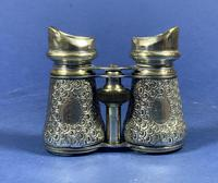 19th Century London Silver Hallmarked Binoculars (10 of 10)