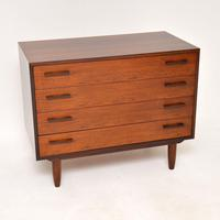 1960's Danish Rosewood Chest of Drawers by Kai Kristiansen (11 of 12)