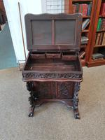 Antique Chinese Desk c.1900 (6 of 9)