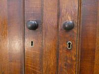 19th Century English Oak Kitchen Cupboard (11 of 12)