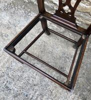 Set of 6 Georgian Mahogany Dining Chairs (10 of 21)