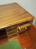 Inlaid Mahogany Secretaire Chest of Drawers (11 of 13)