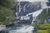 Large Waterfall Oil Painting (11 of 20)