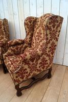 Pair of Chairs for re-upholstery (8 of 12)