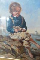 Pair of John McGhie Scottish Oil Paintings (2 of 9)