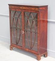 19th Century Mahogany Glazed Display Cabinet
