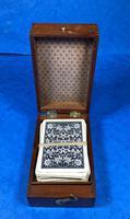 Victorian Inlaid Mahogany Crib  Box (11 of 20)