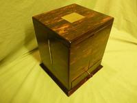 Rare Fine Quality Coromandel Jewellery – Perfumery Box c.1872 (11 of 14)