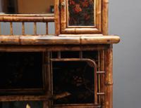 Impressive 19th Century Bamboo Cabinet (11 of 25)
