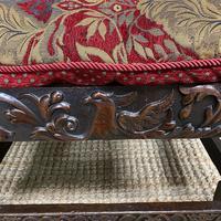 Quality Antique Oak Wainscot Chair (2 of 10)