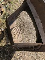 Antique Cast Iron Fireplace Insert with Hob Shelves (6 of 6)