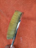 Antique Sterling Silver Hallmarked Brush 1909, William Aitken, Birmingham (5 of 7)