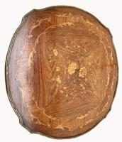 Wonderful Victorian Marquetry Occasional Table (3 of 8)