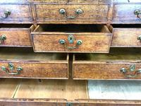 Large Georgian Oak Writing Bureau (9 of 13)