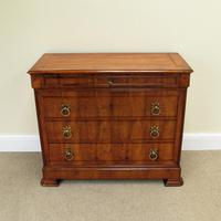 Cherry Wood Chest of Drawers c.1850 (7 of 8)