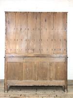 19th Century Antique Oak Dresser (10 of 10)