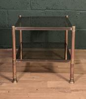 Mid Century Brass Coffee Table (3 of 5)