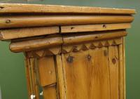 Antique Irish Kitchen Dressser with Glazed Top, Rustic Country Dresser (7 of 11)