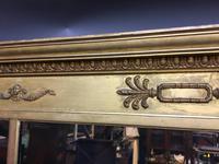 19th Century Gilt Overmantel Mirror (9 of 10)
