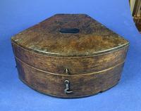 Victorian Brass Sextant In It's Original Mahogany Box. (15 of 18)