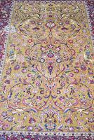 Kashan Rug Early 20th Century (2 of 12)