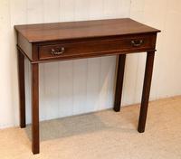 Early 19th Century Oak Side Table c.1820 (5 of 11)