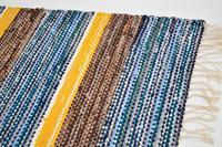 1960's Vintage Scandinavian Wool Rug (8 of 12)