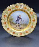 Very Important Russian Plate from Wolkonsky Dinner Service Made by KPM Factory (5 of 12)