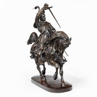 Italian Bronze Equestrian Sculpture of Emanuele Filiberto, Duke of Savoia, by Baron Carlo Marochetti (12 of 17)