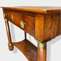 Early 19th Century French Empire Console Table (6 of 13)