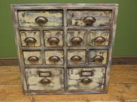 Reclaimed Hand Made Bank of Drawers (9 of 20)