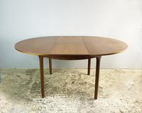 1970's Extending Dining Table by A.H. Mcintosh (2 of 5)