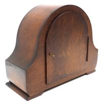 Good Hat Shaped Mantel Clock – Striking 8-day Arched Top Mantle Clock (8 of 10)