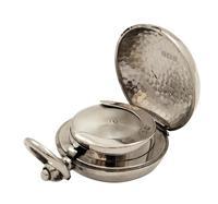 Antique Edwardian Sterling Silver Sovereign Case 1906 (4 of 8)