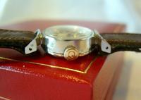 Vintage Ladies Omega Wrist Watch 1968 17 Jewel Steel Case Serviced FWO (5 of 12)