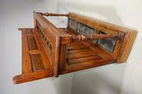 Fine Late 19th Century Country House Oak Hall or Stick Stand (2 of 5)
