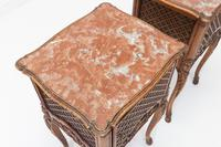Pair of 19th Century French Oak Bedside Tables (5 of 13)