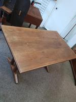 Arts & Crafts Dining Table (2 of 3)